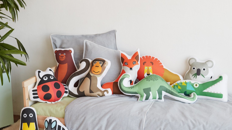 Bibu, a soft furnishing company that is kind to the environment and children